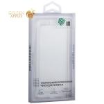 Чехол силиконовый Innovation для iPhone 7 Plus тонкий 0.6 мм прозрачный