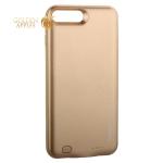 Аккумулятор-чехол внешний Remax Power Bank Case 3400 mAh (PN-02) для iPhone 7 Plus золотой
