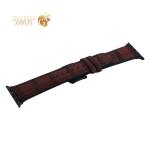 Ремешок кожаный COTEetCI W37 Fashion Leather (WH5262-BR) для Apple Watch 38 мм Коричневый