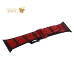 Ремешок кожаный COTEetCI W37 Fashion Leather (WH5263-RD) для Apple Watch 42 мм Красный
