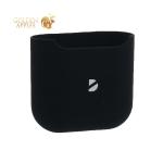 Чехол силиконовый Deppa для AirPods D-47015 1.4мм Черно-красный