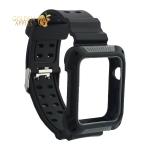Ремешок COTEetCI W39 Integrated Movement Band (WH5268-BY) для Apple Watch 44 мм Черно-Графитовый