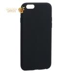 Чехол-накладка силикон Anycase TPU A-140023 для iPhone 6S 1.0 мм матовый Черный