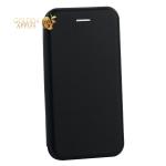 Чехол-книжка кожаный Innovation Case для iPhone 6S/ 6 Черный