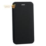 Чехол-книжка кожаный Innovation Case для iPhone 7 Plus Черный