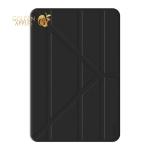 Чехол-подставка Deppa Wallet Onzo для Apple iPad mini (2019) / iPad Mini 4 Soft touch 1.0 мм D-88011 Черный