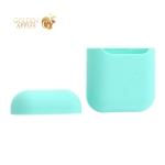 Чехол силиконовый для AirPods Case Protection ультратонкий «Нежная мята»