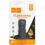 Флеш-накопитель Hoco UD6 Intelligent U disk 64Gb Черный