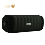 Портативная Bluetooth V4.2 колонка Remax RB-M12 Wireless Waterproof Speakers водонепроницаемая Черная