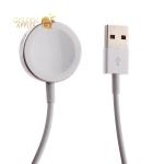Кабель для зарядки Apple Watch COTEetCI WS-9 (CS5162-300) Steel Magnet Charging Cable 0.3м Белый