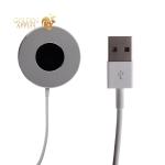 Беспроводное зарядное устройство MINI 2в1 COTEetCI WS-17 (10W) для Apple iPhone и Watch (CS5168-TS) Серебристый