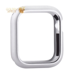 Чехол алюминиевый бампер COTEetCI магнитная рамка для Apple Watch Series 5/ 4 (CS7057-TS) 40 мм Серебристый