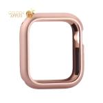 Чехол алюминиевый бампер COTEetCI магнитная рамка для Apple Watch Series 5/ 4 (CS7057-GD) 40 мм Золотистый
