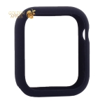 Чехол силиконовый бампер COTEetCI Liquid Silicone Case для Apple Watch Series 5/ 4 (CS7068-BL) 44 мм Темно-синий