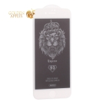 Стекло защитное Remax 9D GL-35 Emperor Series Антишпион Твердость 9H для iPhone SE (2020г.)/ 8/ 7 (4.7) 0.22mm White