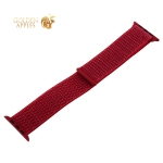 Ремешок COTEetCI W17 Magic Tape Band (WH5226-RD-44) для Apple Watch 44 мм/ 42 мм Red Красный