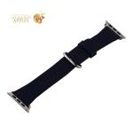 Ремешок кожаный COTEetCI W22 Band for Premier (WH5233-BL) для Apple Watch 44 мм/ 42 мм (классическая пряжка) Синий