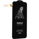 Стекло защитное Remax 3D GL-51 Panshi Series Твердость 12H (Shatter-proof) для iPhone SE (2020г.)/ 8/ 7 (4.7) 0.33mm Black