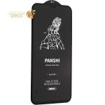 Стекло защитное Remax 3D GL-51 Panshi Series Твердость 12H (Shatter-proof) для iPhone 11/ XR (6.1) 0.33mm Black