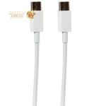 USB дата-кабель USB Type-C - USB Type-C (2.0м), класс ААА Белый
