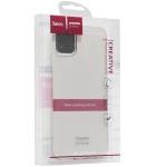 Чехол силиконовый Hoco Light Series для iPhone 11 Pro Max (6.5) Дымчатый