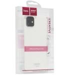 Чехол силиконовый Hoco Light Series для iPhone 11 (6.1) Прозрачный