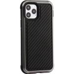 Чехол-накладка противоударный X-DORIA Defense Lux (370401512017) карбон для Iphone 11 Pro (5.8) Черный