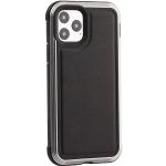 Чехол-накладка противоударный X-DORIA Defense Lux (370401512013) кожа для Iphone 11 Pro (5.8) Черный