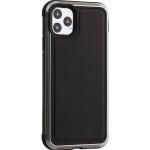 Чехол-накладка противоударный X-DORIA Defense Lux (370400512003) кожа для Iphone 11 Pro Max (6.5) Черный