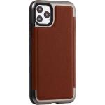 Чехол-накладка противоударный X-DORIA Defense Prime (370400531001) кожа для Iphone 11 Pro Max (6.5) Коричневый
