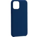 Чехол-накладка силиконовый TOTU Brilliant Series Silicone Case для iPhone 11 Pro (5.8) Синий