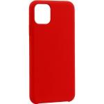 Чехол-накладка силиконовый TOTU Brilliant Series Silicone Case для iPhone 11 Pro Max (6.5) Красный