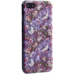 Чехол-накладка пластиковый Fashion Case для iPhone 7 (4.7) с силиконовыми бортами Розовый вид №1