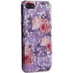 Чехол-накладка пластиковый Fashion Case для iPhone 7 (4.7) с силиконовыми бортами Розовый вид №3