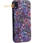 Чехол-накладка пластиковый Fashion Case для iPhone XR (6.1) с силиконовыми бортами Розовый вид №6