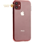 Чехол-накладка силикон Deppa Gel Case Basic D-87220 для iPhone 11 (6.1) 0.8мм Прозрачный