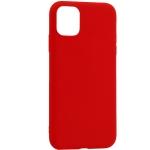 Чехол-накладка силикон Deppa Gel Color Case Basic D-87230 для iPhone 11 (6.1) 0.8мм Красный
