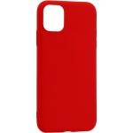 Чехол-накладка силикон Deppa Gel Color Case Basic D-87233 для iPhone 11 Pro Max (6.5) 0.8мм Красный