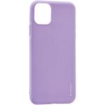 Чехол-накладка силикон Deppa Gel Color Case D-87238 для iPhone 11 Pro (5.8) 1.0мм Лавандовый