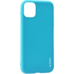 Чехол-накладка силикон Deppa Gel Color Case D-87247 для iPhone 11 Pro Max (6.5) 1.0мм Синий