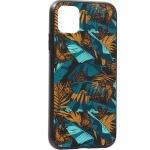 Чехол-накладка закаленное стекло Deppa Glass Case D-87261 для iPhone 11 (6.1) 2.0мм Джунгли