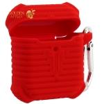 Чехол Silicone Case COTEetCI для AirPods 2 (CS8130-RD) Красный