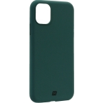 Чехол-накладка силикон Momax Silky & Soft Silicone Case для iPhone 11 (6.1) Зеленый