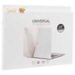 Защитный чехол-накладка COTEetCI MB1002-TT universal PC Case для Apple MacBook New Pro 13 (A1989,A1706,A1708) Прозрачный