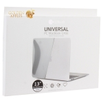 Защитный чехол-накладка COTEetCI MB1003-TB universal PC Case для Apple MacBook New Air 13 (A1932) Черный