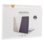 Защитный чехол-накладка COTEetCI MB1006-TT universal PC Case для Apple MacBook New Pro 15 (A1990, A1707) Прозрачный