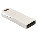 Флеш-накопитель Hoco UD4 Intelligent high-speed Flash Drive metal 32Gb Серебристый