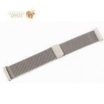 Ремешок из нержавеющей стали COTEetCI W20 MAGNET Band (WH5230-22-TS) для Watch 22 мм Серебристый