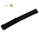 Ремешок COTEetCI W40 Nylon Band (WH5270-BK) для Watch 22 мм Black Черный