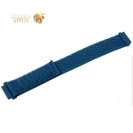 Ремешок COTEetCI W40 Nylon Band (WH5269-HL) для Watch 20 мм Cape Blue Голубой